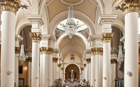 Bogotá: Religious Tour