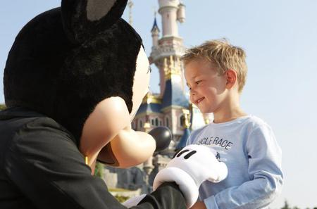Private Transfer: Disneyland Resort Paris