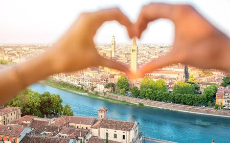 From Bologna: 2-Hour Verona Romantic Walking Tour