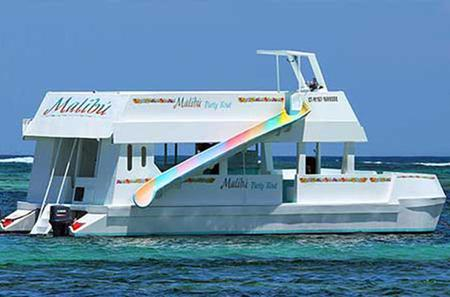 Punta Cana Malibu Party Charter with DJ