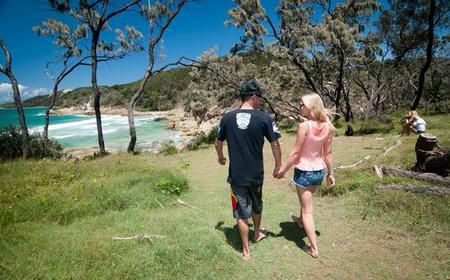 1-Day Moreton Island 4WD Sightseeing Tour