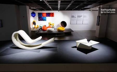Brussels Art & Design Atomium Museum (ADAM) Ticket
