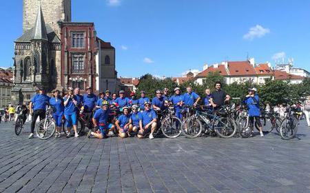 Prague: 3-Hour Private Tailor-Made Bike Tour