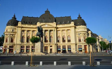 Bucharest: Full-Day Classic Tour