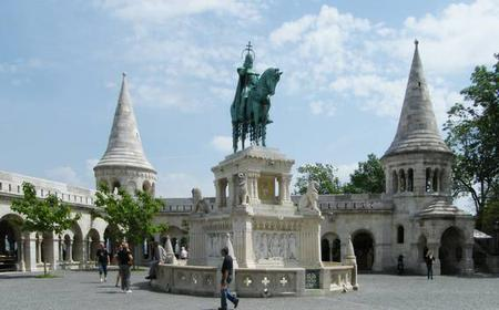 Budapest Walking Tour with a Professional Local Guide