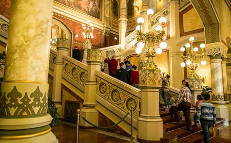 Budapest: Classic Music Heritage Walking Tour