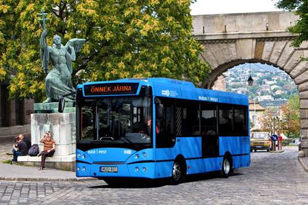 Budapest: Private Hop-On / Hop-Off Tour with guide