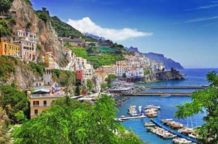 Amalfi Coast Private Day Tour from Sorrento