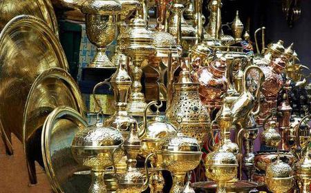 Cairo: Full-Day Egyptian Museum, Citadel & the Bazaar