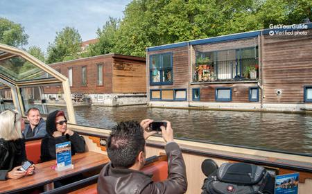 Amsterdam Hop-On-Off Cruise & Skip the Line Rijksmuseum