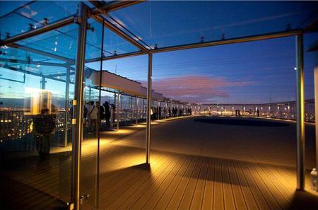 Montparnasse Tower 56th Floor Observation Deck