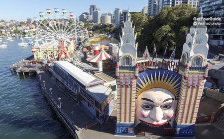 Luna Park Sydney: Unlimited Rides Pass