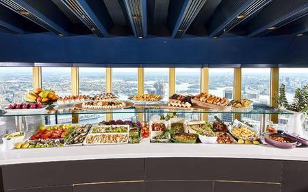 Sydney Tower Buffet Rotating Restaurant