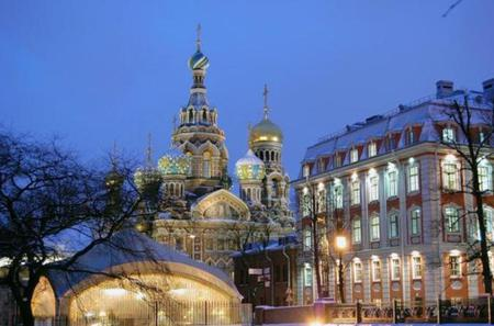 Grand Tour of St Petersburg