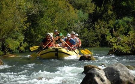 From Trogir: Half-Day Rafting on River Cetina