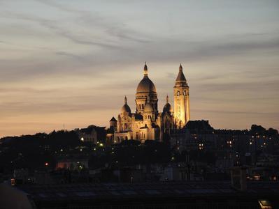 Montmartre + The Louvre Museum