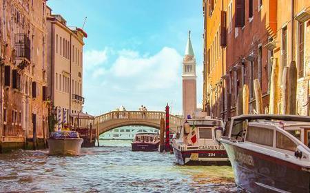 Venice: Welcome Private Tour w/ a Local