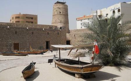 From Abu Dhabi: Day Trip to Dubai with Dubai Fountains