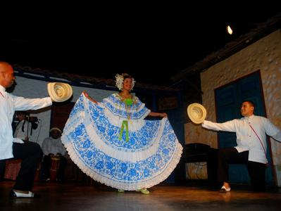 Folkloric Night Show and Dinner
