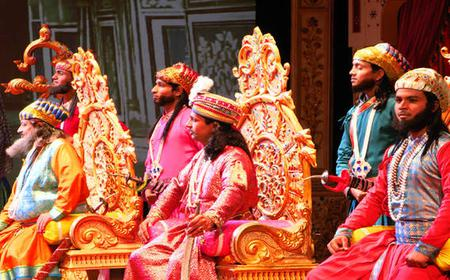 Mohabbat the Taj Show with Dinner