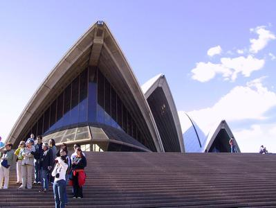 Sydney Opera House Tour and City Tour by Coach