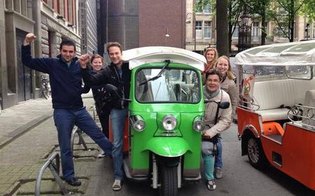 Keine Warteschlangen: Tuk Tuk City Tour & Rijksmuseum