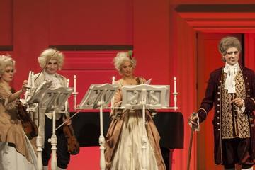 Christmas at Charlottenburg Palace in Berlin: Christmas Concert And Dinner by Berlin Residence Orchestra