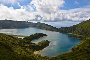 Walking Tour: Lagoa do Fogo from Ponta Delgada