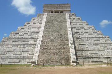 Chichen Itza and Cenote Mayan Experience Tour