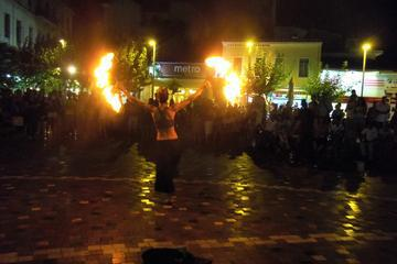 Small-Group Walking Tour of Athens Nightlife