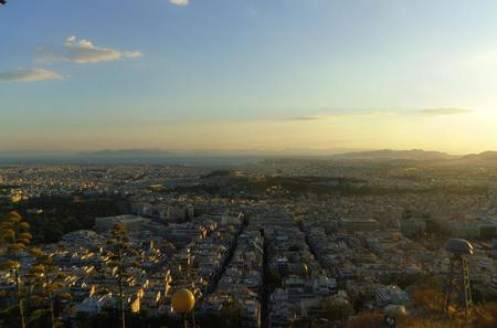 Best view in Athens Enjoy the city from above