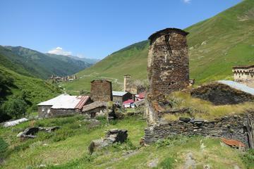 Multi Day Jeep Tour to Mestia from Tbilisi
