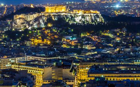 Athens by Night: 4-Hour Guided Tour