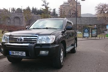 8 Days Jeep Tour Caucasus Raid from Tbilisi
