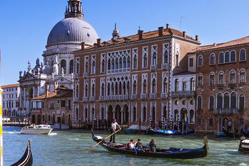 Venice Gondola Experience and Afternoon Walking Tour