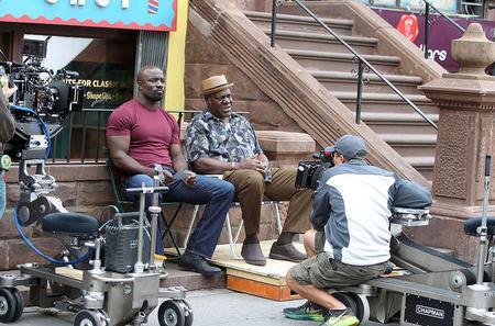 Harlem Movie and TV Multimedia Walking Tour