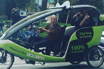 Nice City Tour by Rickshaw
