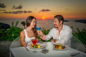 Divers Show and Luxury Dinner in Acapulco
