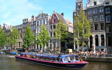 Amsterdam Combo Tour: Cruise, Heineken and Van Gogh