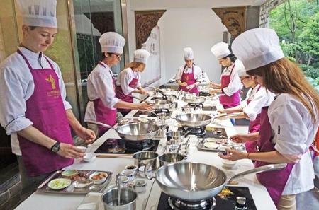 Half-Day Small Group Sichuan Cuisine Museum Tour with Cooking Class