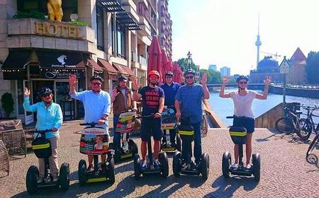 Berlin: 1-hour Segway tour with full driving pleasure