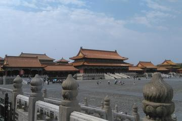 Private Day Tour: Visiting Tiananmen Square, Forbidden City And Hutong Old Alley By Public Transportation