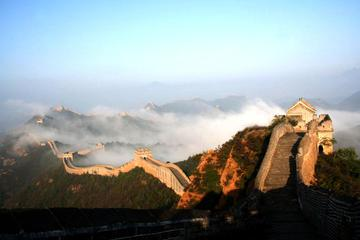Private Hiking Tour From Simatai West Great Wall to Jinshanling