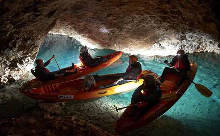 Bled: Full-Day Underground Kayaking