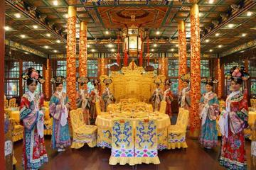 Beijing Imperial Dining Experience at Bai Jia Da Yuan Restaurant Followed by Houhai Lake Bar Tour