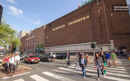 Amsterdam: Heineken, Madame Tussauds and Canal Combo