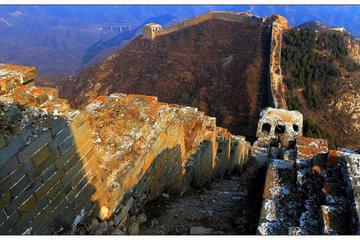 Private Day Tour: Unrestored Great Wall Jiankou to Mutianyu Hiking Tour