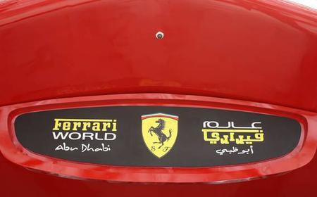 Abu Dhabi: Tickets for Ferrari World