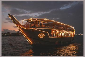 Dhow Dinner Cruise Dubai Creek with transfer