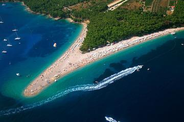 Day Cruise to Golden Horn Beach from Split